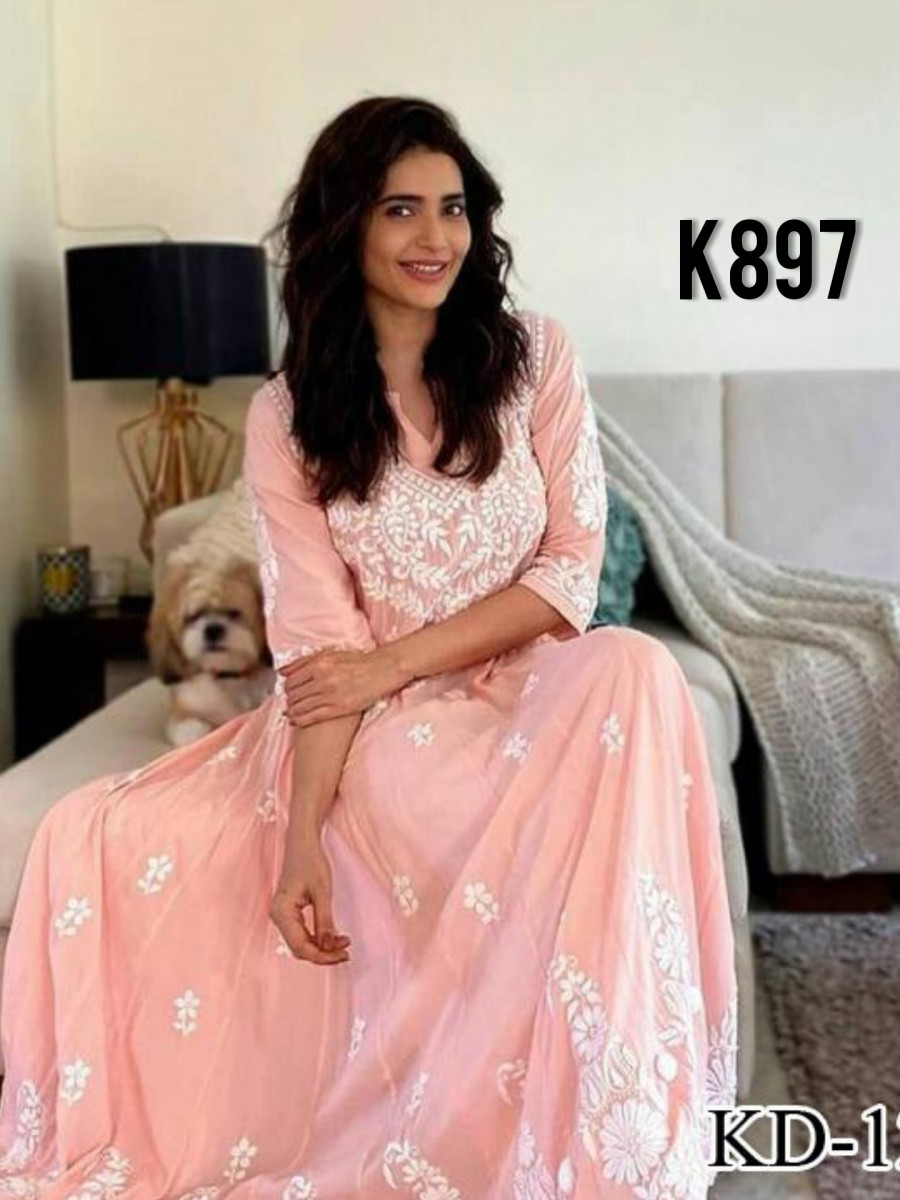 DESIGNER COTTON KURTA K897