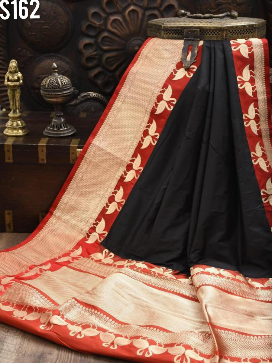 DESIGNER KANCHIPURAM SILK SAREE S162