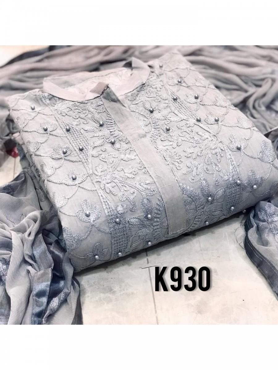DESIGNER SEMI MODEL KURTA K930