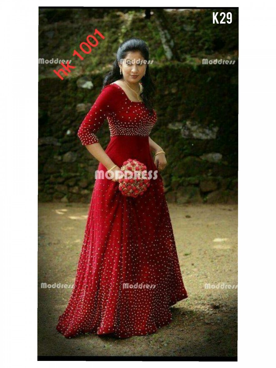 PARTY WEAR GOWN  k29